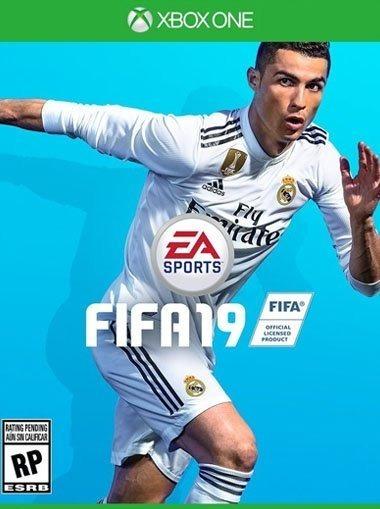 Fifa 19 Xbox One Não Físico