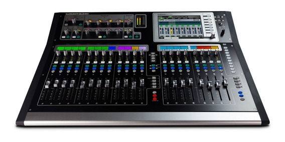 Mixer Mesa Digital Allen & Heath Gld 80 Suporta 48 Canais