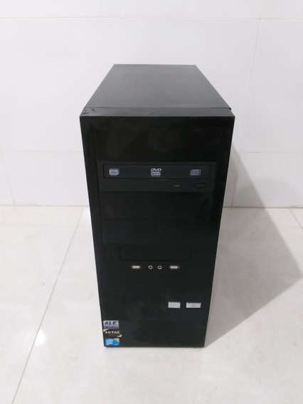 Pc Quad-core, 8gb De Ram E Gravador De Dvd
