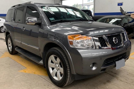 Nissan Armada Exclusive 2014