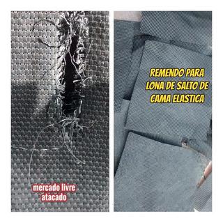 Cama Elastica Pula Pula Remendo P/lona De Salto Kit C/3