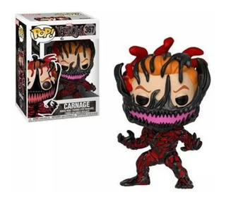 Funko Pop Carnage #367 Marvel Venom