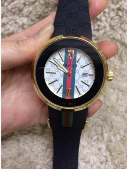 Relógios Gucci Pulseira De Borracha Super Promoção