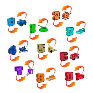 Pocket Morphers Pack X7 + 3 De Regalo