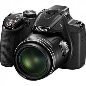 Câmera Compacta Nikon P520 Superzoom + 02 Baterias