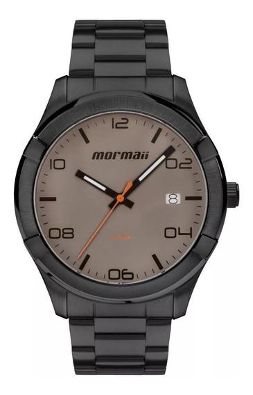 Relógio Mormaii Masculino Mo2415ag/4c Original Barato