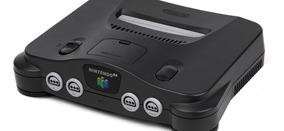 N64 Console Nintendo 64 Completo Desbloqueado + Jogo Brinde