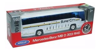 Juguetes Mercedes Benz Bus 0303 Rhd - Juegos Y Juguetes