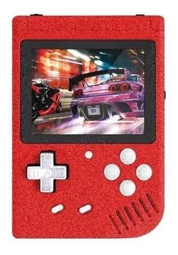 Consola Noganet Pocky R8 roja