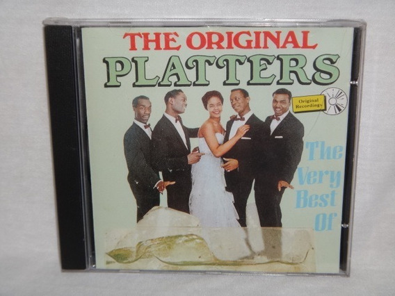 Cd - The Original Platters - The Very Best Of
