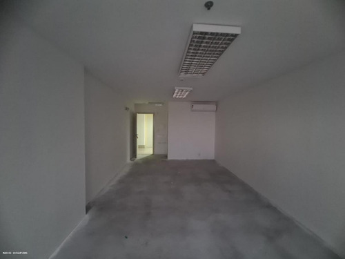 Sala Comercial Para Locação Em Salvador, Caminho Das Árvores, 2 Banheiros, 2 Vagas - Ms1122_2-1165162