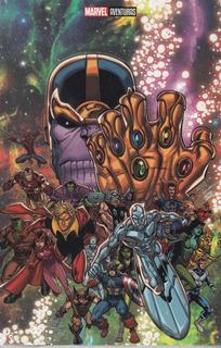 Comic Marvel Aventuras Marvel Comics #1000 Portada Variante