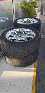 Toyota Aros Y Llantas 305/40zr/22