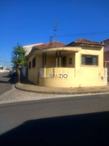 Imagem 1 de 18 de Casa Com 3 Dormitórios À Venda, 85 M² Por R$ 230.000 - Centro - Rio Claro/sp - Ca0316