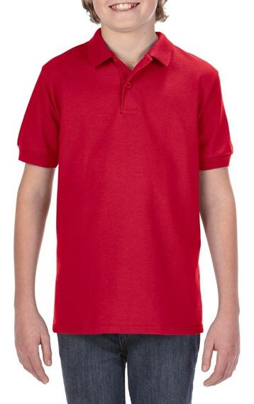 Camisas Polos Personalizables Bordado E Impresión 1 Pz 3800n