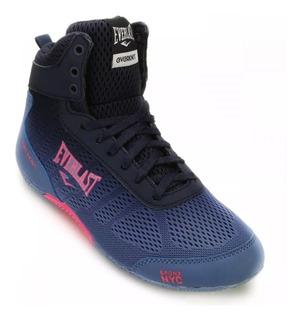 Zapatillas Everlast Forceknit Botas Boxeo Mujer