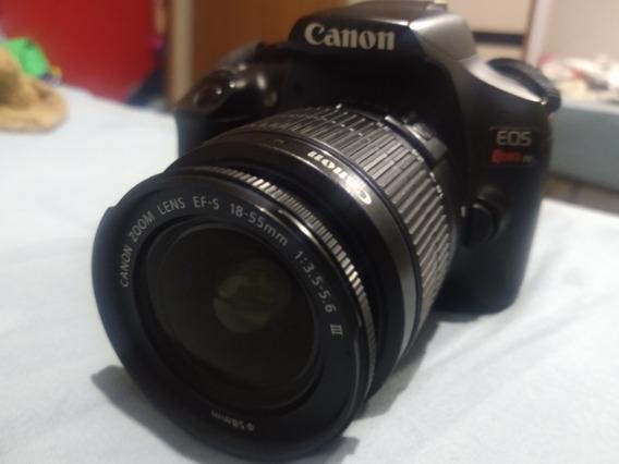 Câmera T6 Cannon