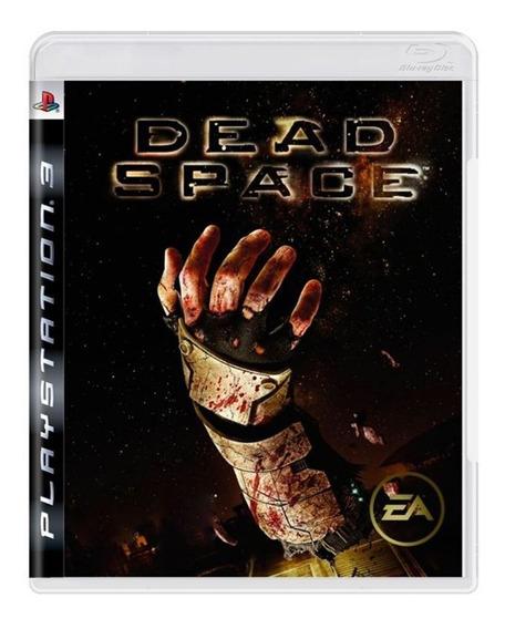 Jogo Dead Space 1 - Original - Ps3 - Midia Física - Usado