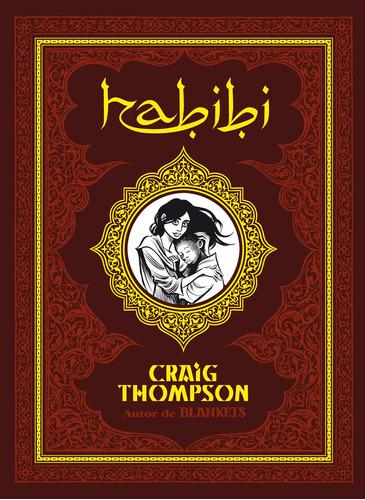 Habibi, Craig Thompson, Astiberri