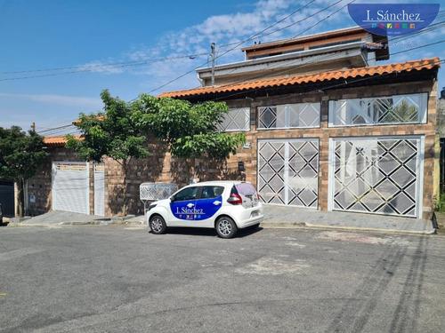 Imagem 1 de 15 de Casa Para Venda Em Itaquaquecetuba, Parque Residencial Marengo, 3 Dormitórios, 2 Banheiros, 4 Vagas - 210305c_1-1810126