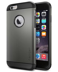 c2469e34b28 Funda R Estuches Para Apple Iphone 6, 4.7 Inch, Gris Obscuro