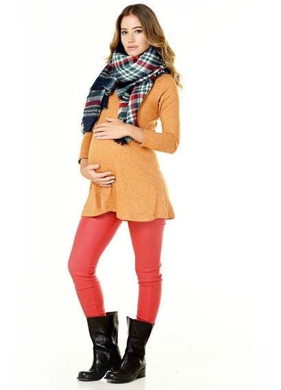 Sweater Para Embarazada -diseño Urbano -