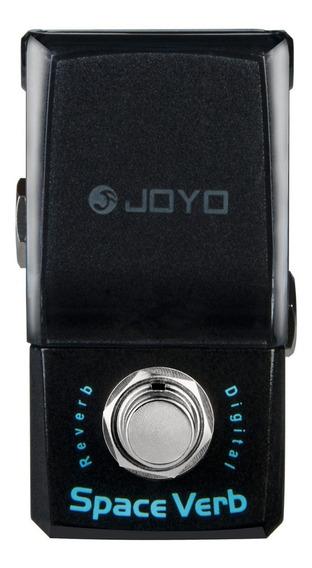 Pedal De Guitarra Joyo Jf-317 Space Verb Reverb + Garantia