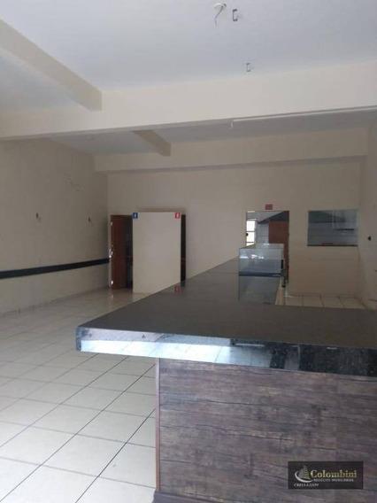 Salão À Venda, 154 M² Por R$ 950.000,00 - Santa Paula - São Caetano Do Sul/sp - Sl0074