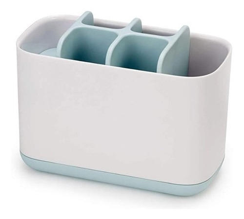 Porta Cepillo Dientes 2x1 Accesorios Baño Higiene Bucal