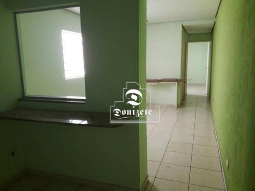 Sobrado Com 4 Dormitórios À Venda, 200 M² Por R$ 701.000,00 - Centro - Santo André/sp - So3267