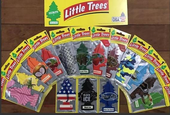 Little Trees Aromatizantes Cheirinho Carro Cheiro Original