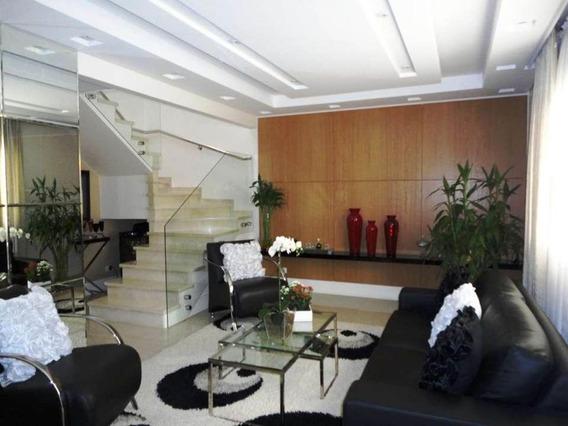 Sobrado Residencial À Venda, Jardim Santa Mena, Guarulhos - So0208. - So0208