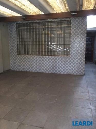 Casa Assobradada - Campo Belo  - Sp - 570828