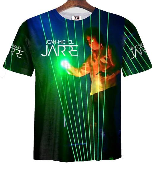 Remera Zt-0066 - Jean-michel Jarre Live