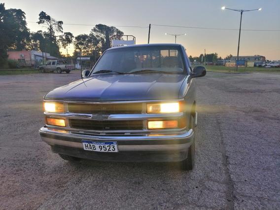 Chevrolet Silverado 4.2 Mwm 1998
