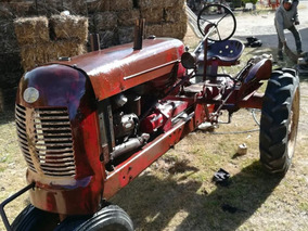 Antiguo Tractor Agricola Avery Mod. A16 1949 Para Coleccion