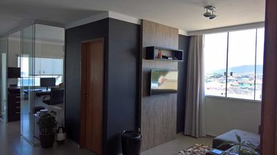 Apartamento Cobertura 3 Quartos Decorada Linda Vista Praia