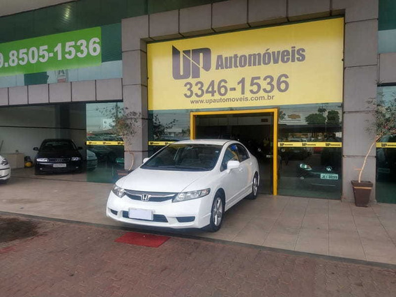 Honda Civic 1.8 Lxs 16v Flex 4p Manual 2010