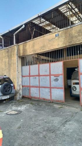 Imagem 1 de 11 de Galpão Para Venda - Realengo, Rio De Janeiro - 1 Vaga - 756