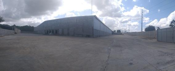 Alquilo Nave Industrial 7,000 Mt2 Doble Altura/,km 20, Sdo