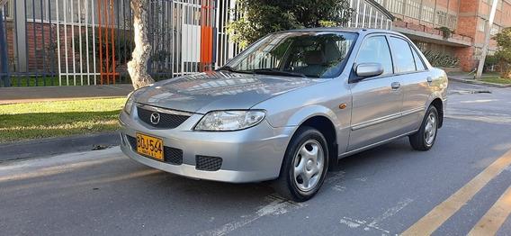 Mazda Allegro Sedan 1300c.c. Aire Acondicionado 2004