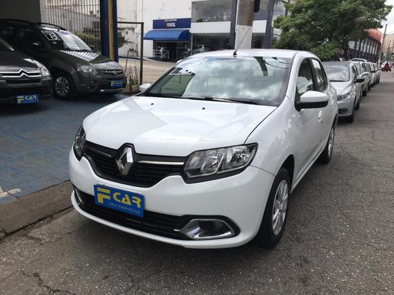 Renault Logan Authentic 1.0 2019 Un.dono,periciado,novo!
