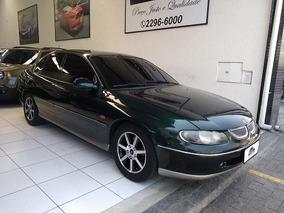 Omega3.8 Sfi Cd V6 12v Gasolina 4p Automático 1998/1999