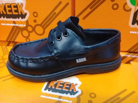 Zapatos Colegiales Para Niños 23 Al 26 Keek