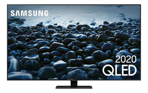 """Smart TV Samsung Series Q QN55Q80TAGXZD QLED 4K 55"""""""