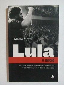 Livro Lula - Mário Morel