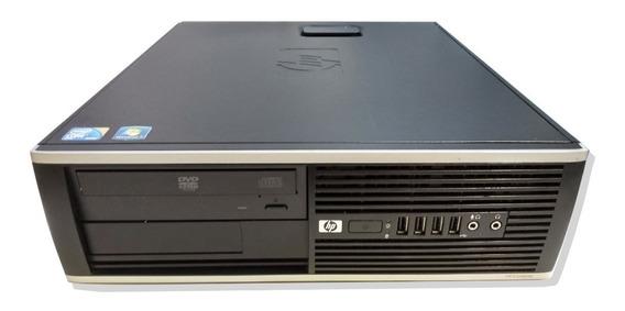 Desktop Hp 8000 Elite Hd: 500gb Ram: 4gb Core 2 Duo