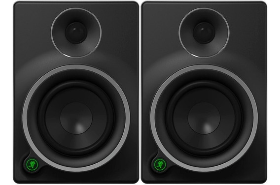 Monitor Studio Mackie Mr5mk3 110v Par Mr5 Mk3 Nota Fiscal