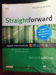 Straightforward Upper Intermediate 2nd Edition Sb