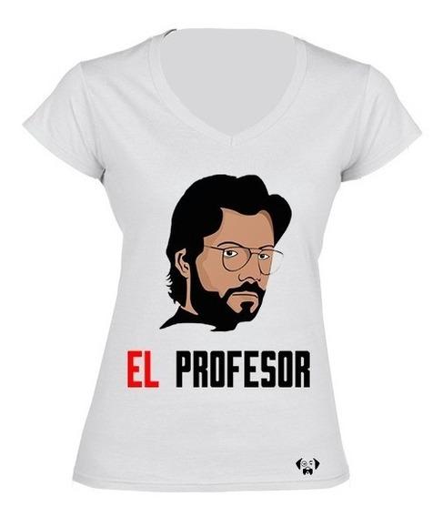Sarcasmo Playera El Profesor Casa De Papel